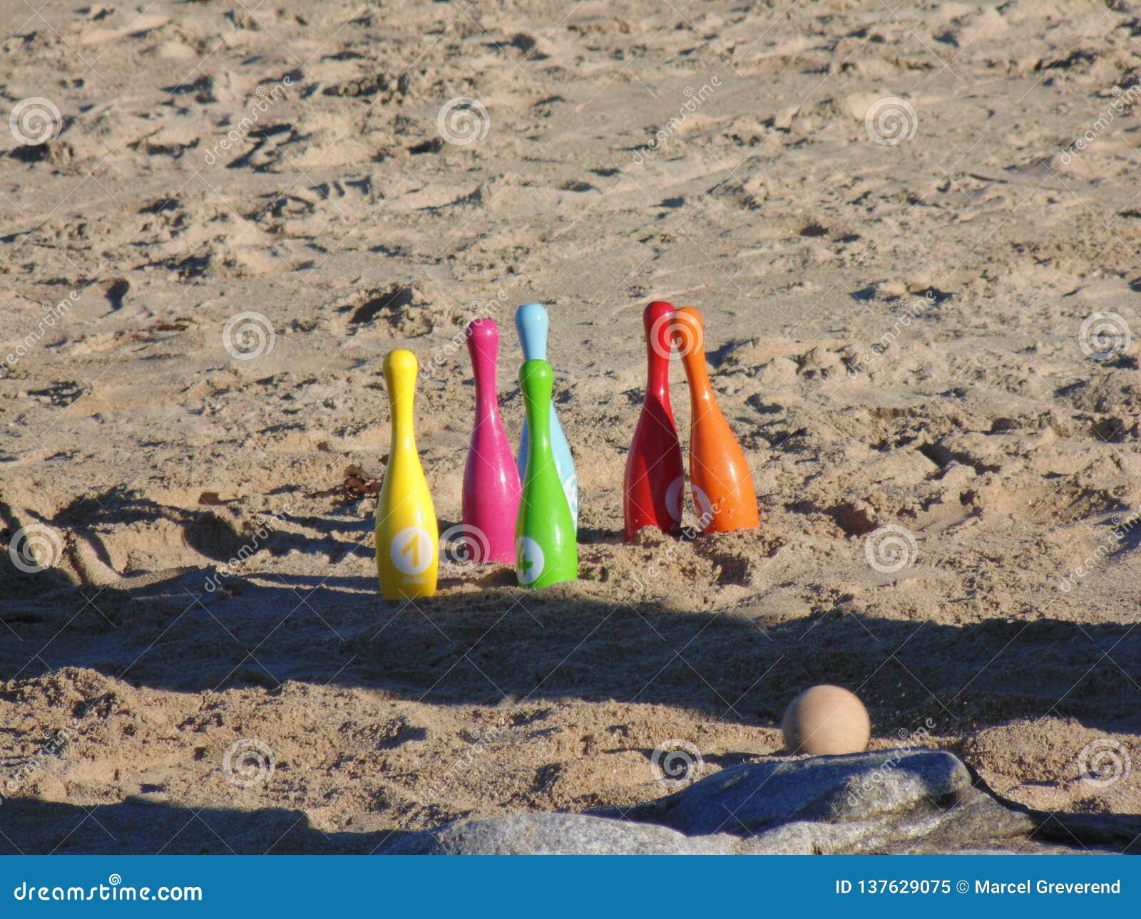 Rolamento na praia e na bacia