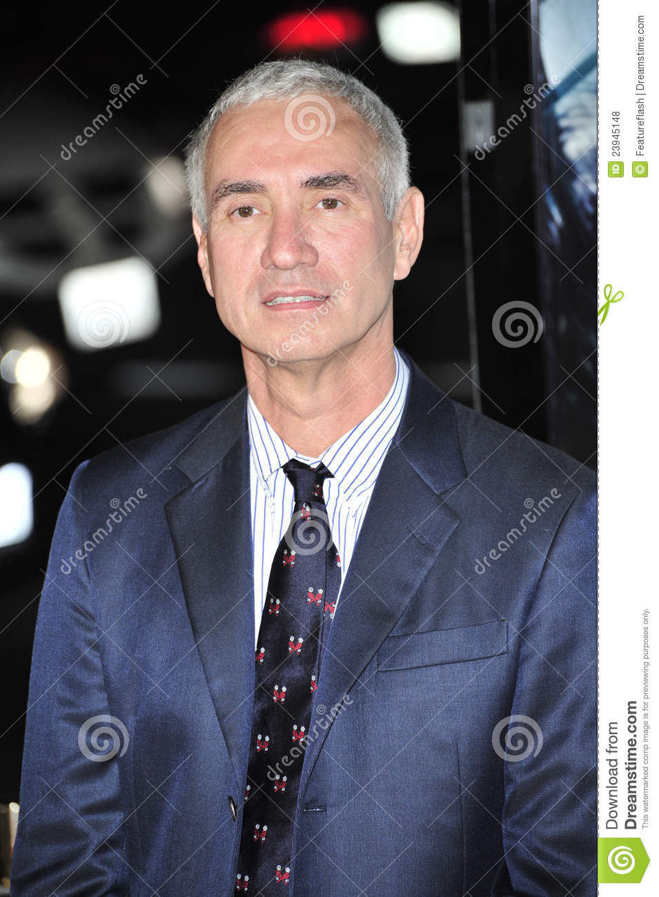 Roland Emmerich editorial stock photo  Image of emmerich