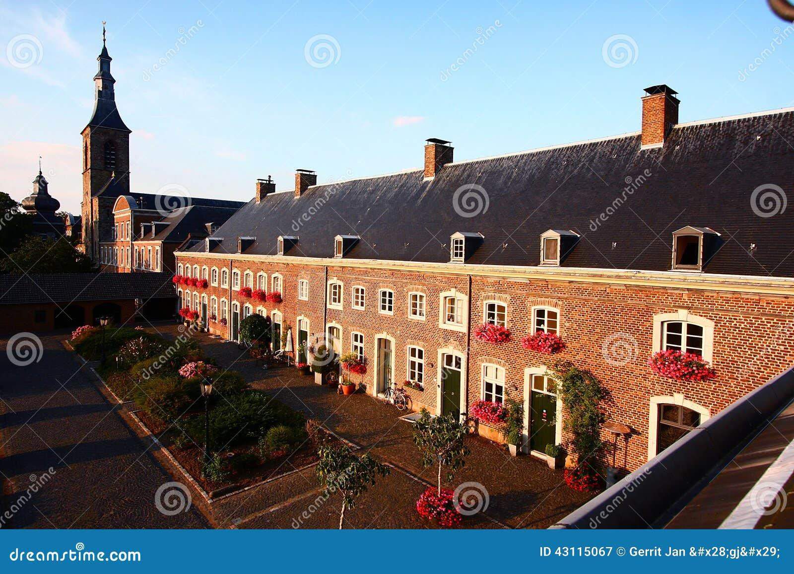 Rolduc-Kloster, Kerkrade, die Niederlande