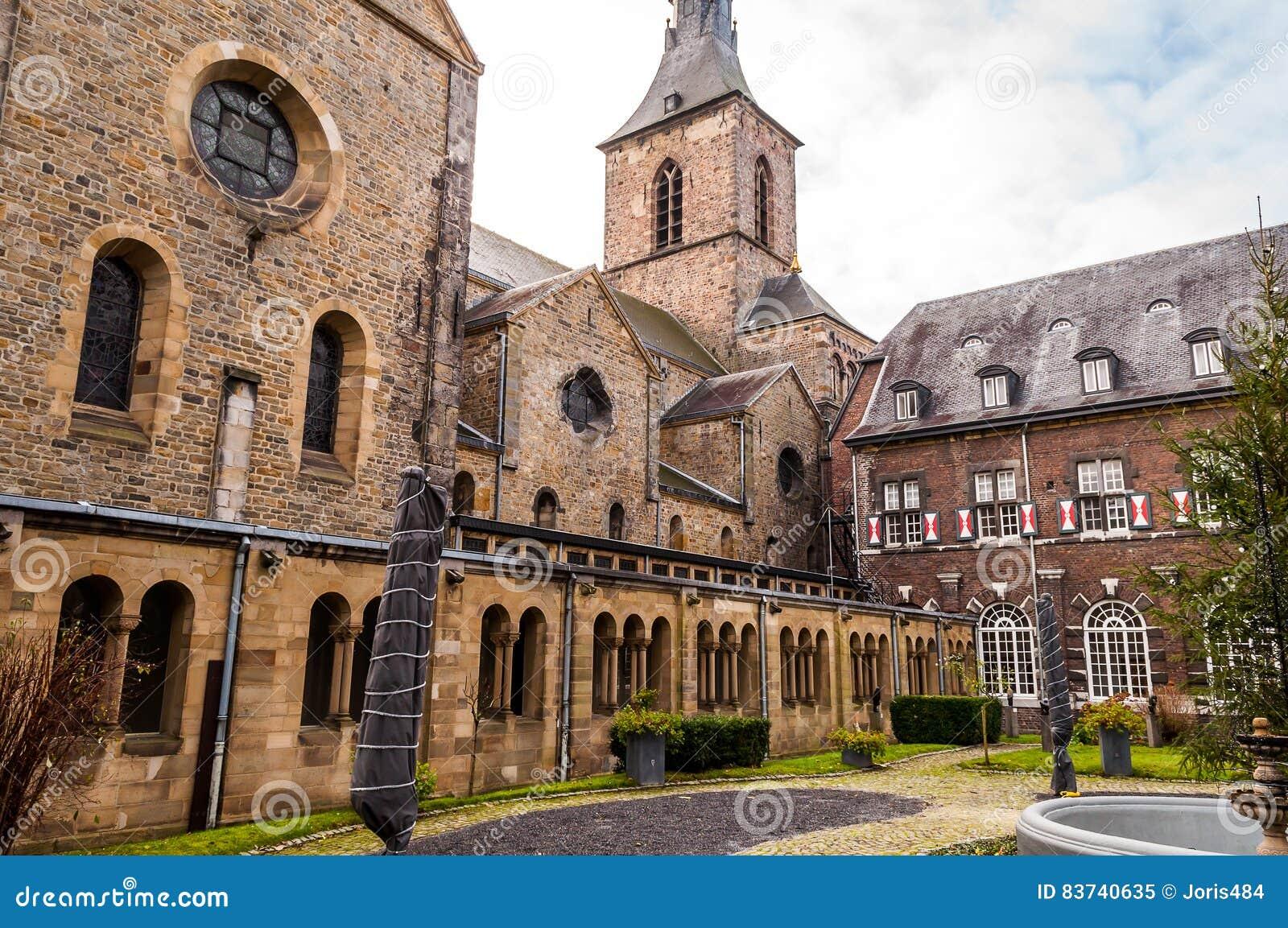 Rolduc - mittelalterliche Abbey In Kerkrade, die Niederlande