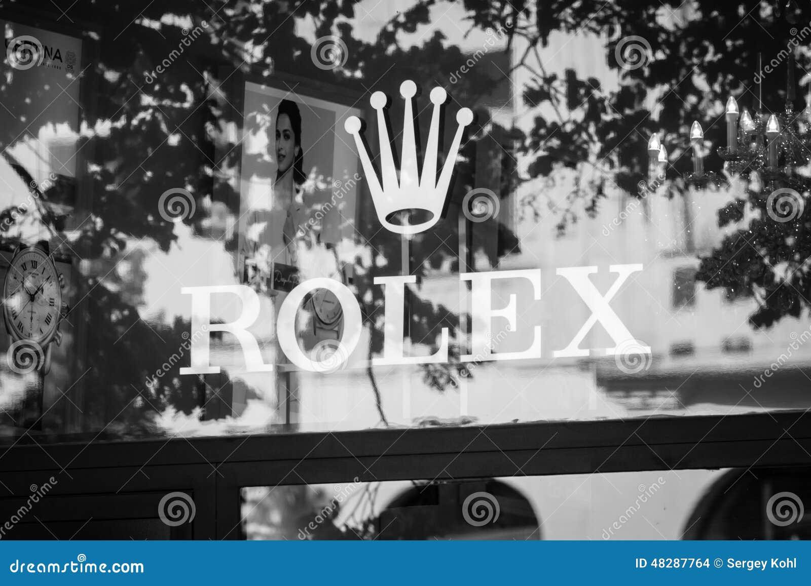 Rolex butik