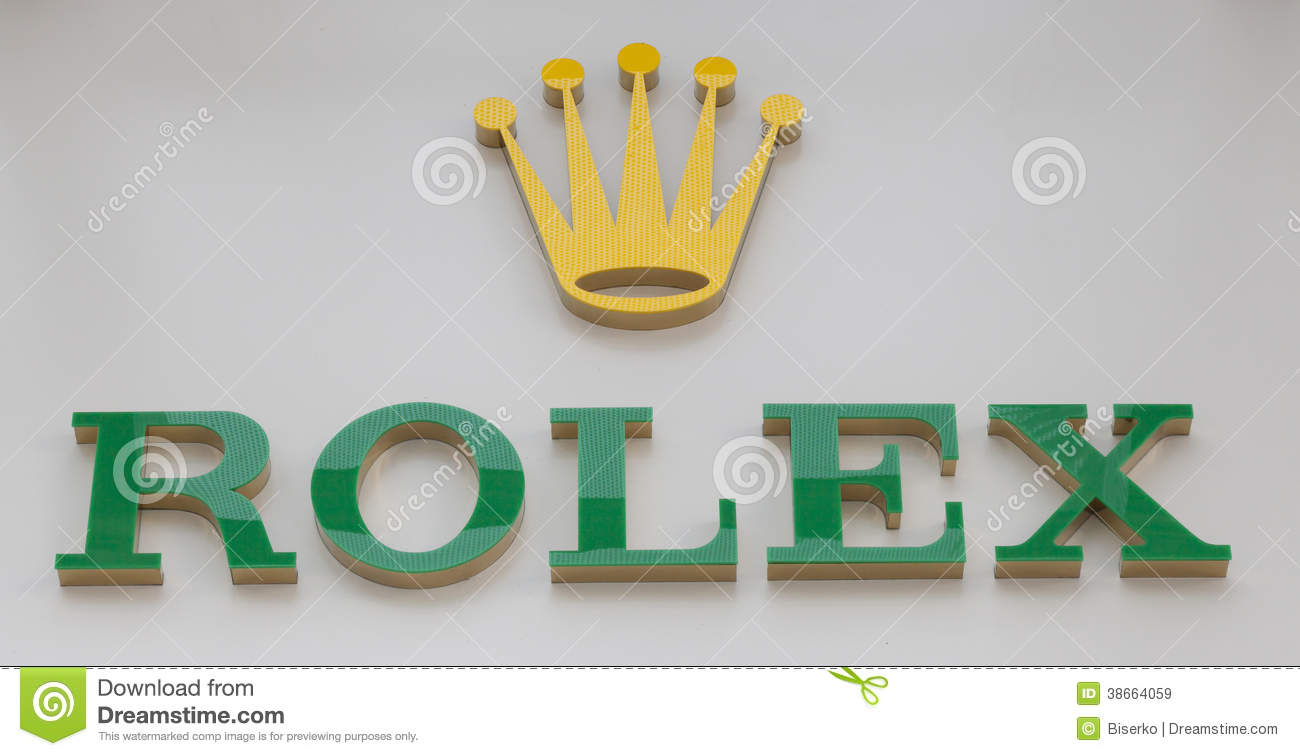 Rolex logo editorial stock image image of wristwatches 38664059 rolex logo biocorpaavc Choice Image