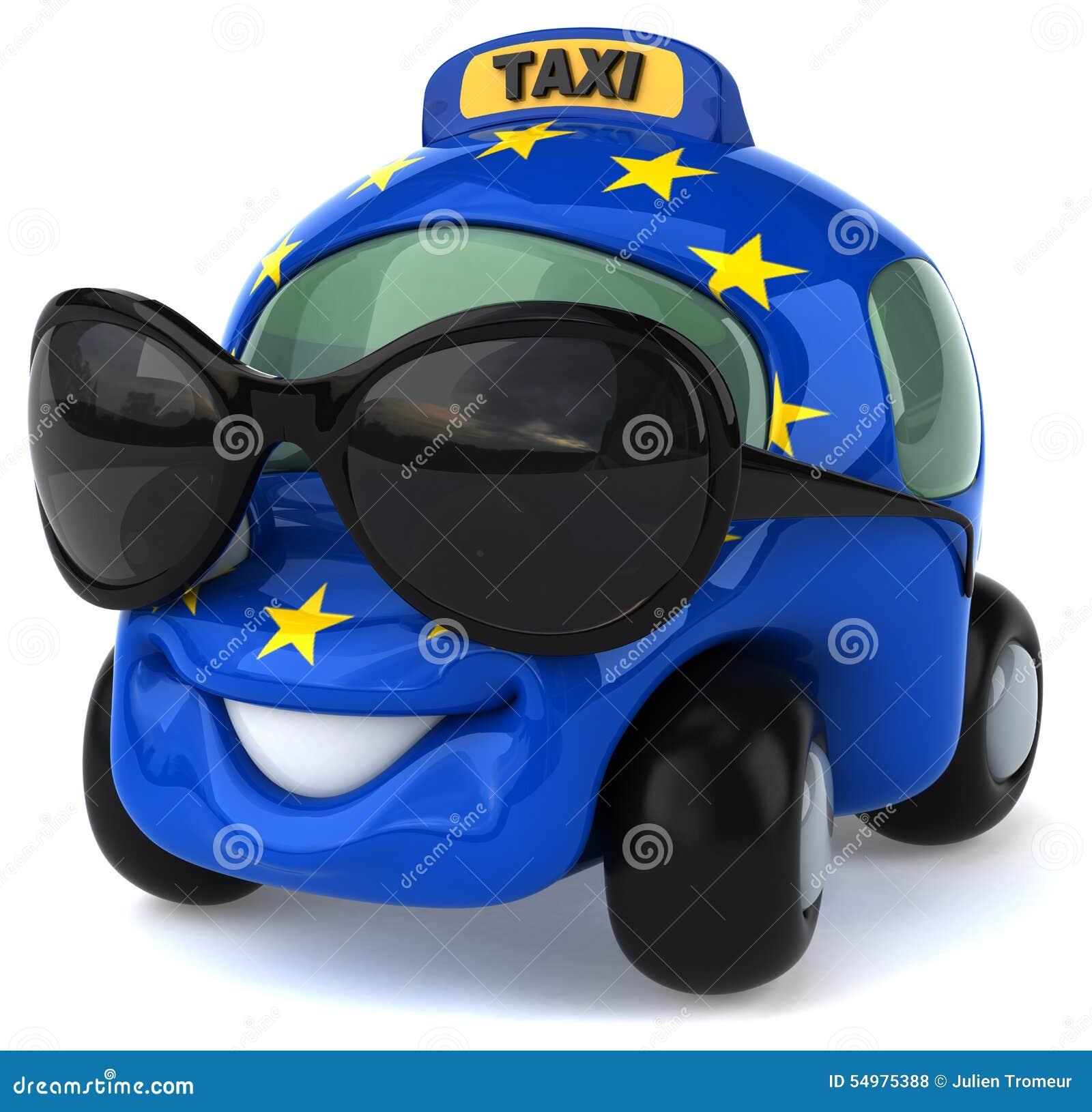 Rolig bil