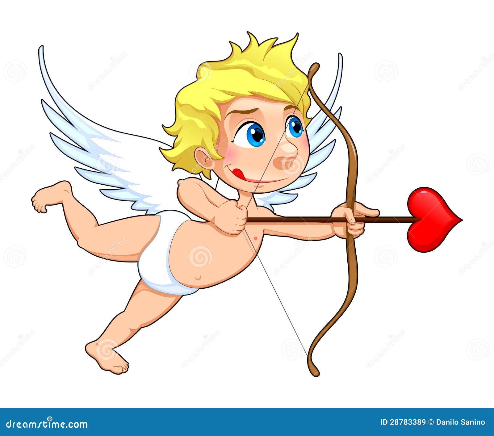 Rolig Cupid.
