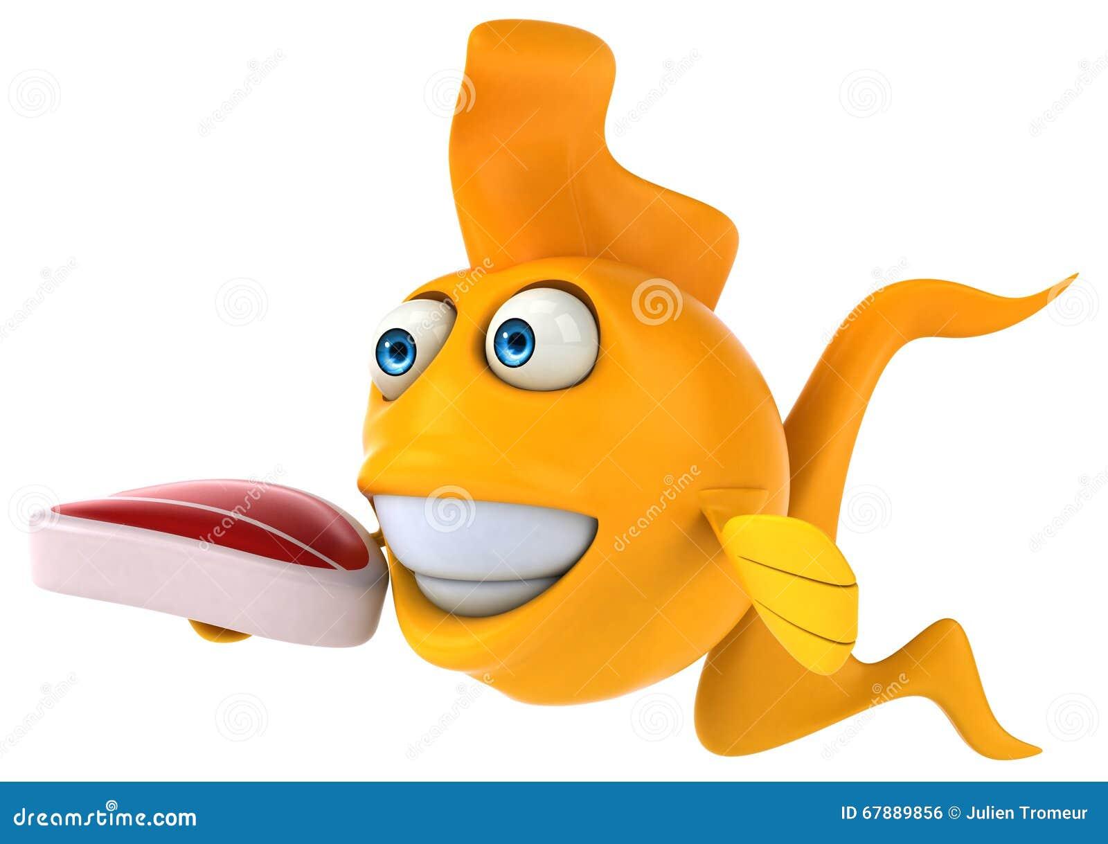 Rolig fisk