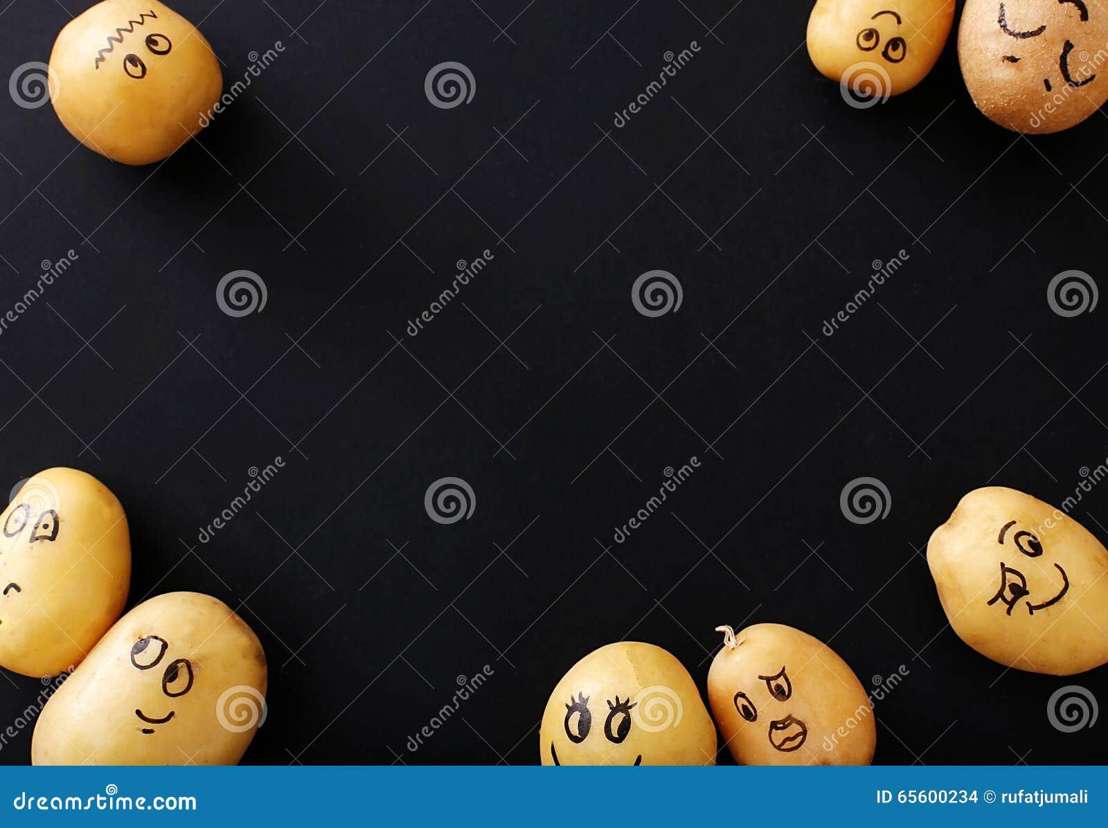 Rolig potatis