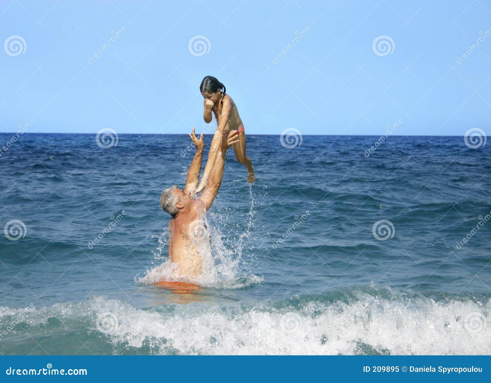 Roligt hav