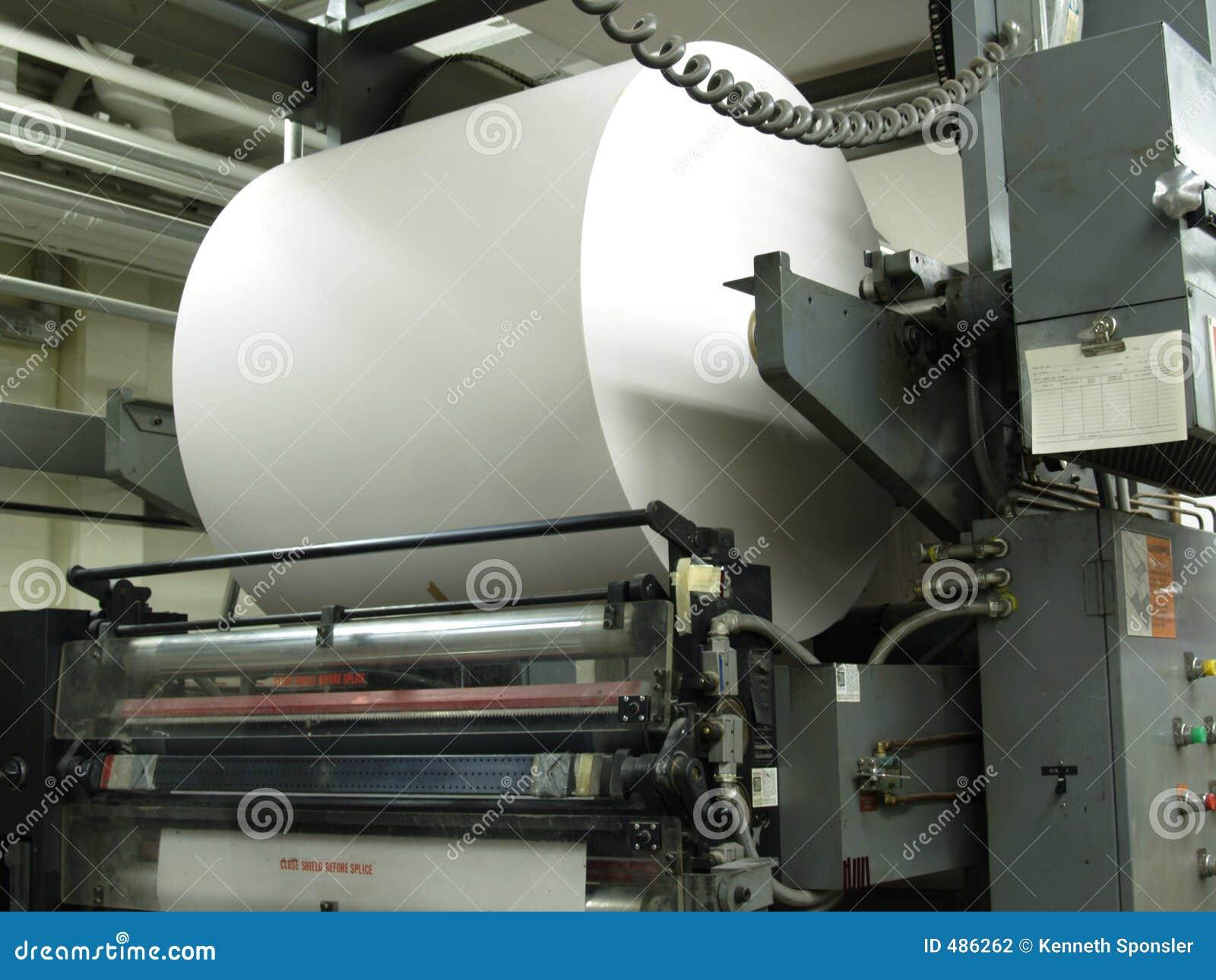 Rolka papierowej