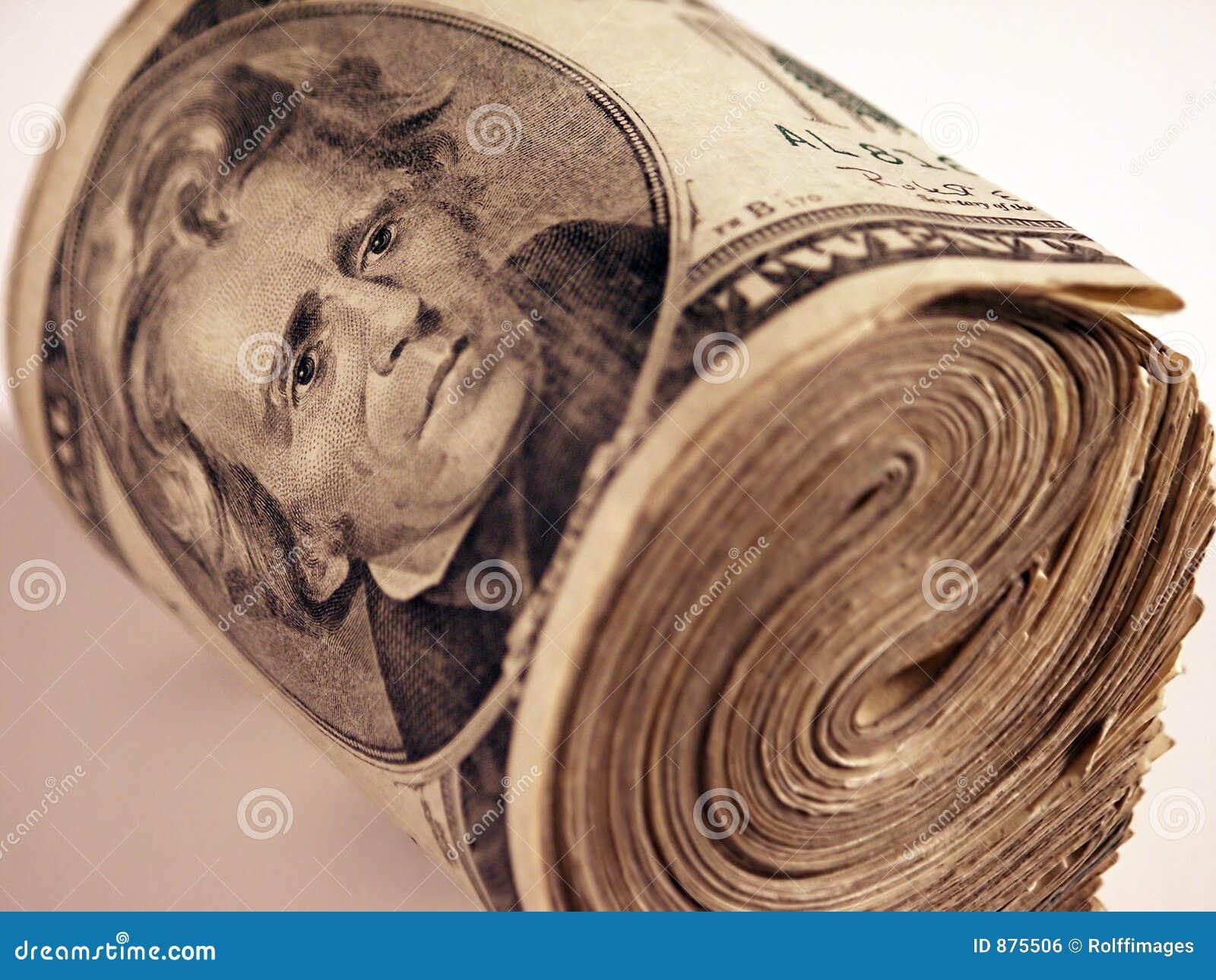Rolka pieniężna