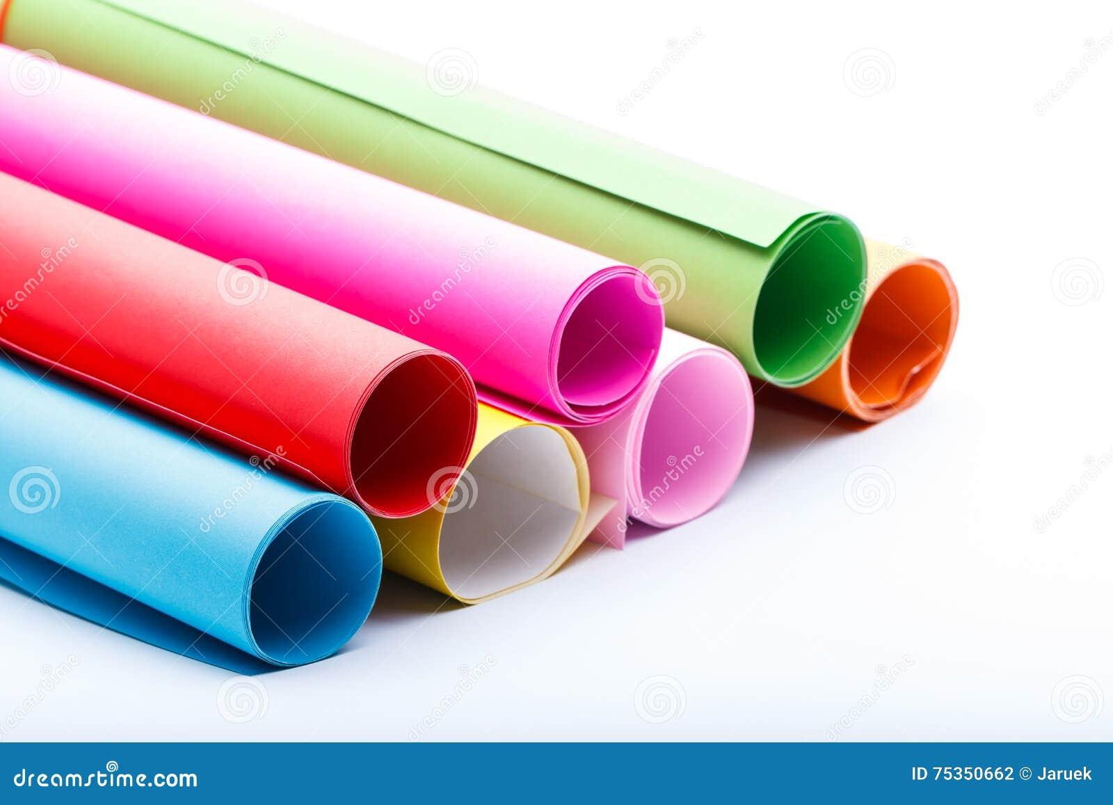 Rolki kolor paper-4