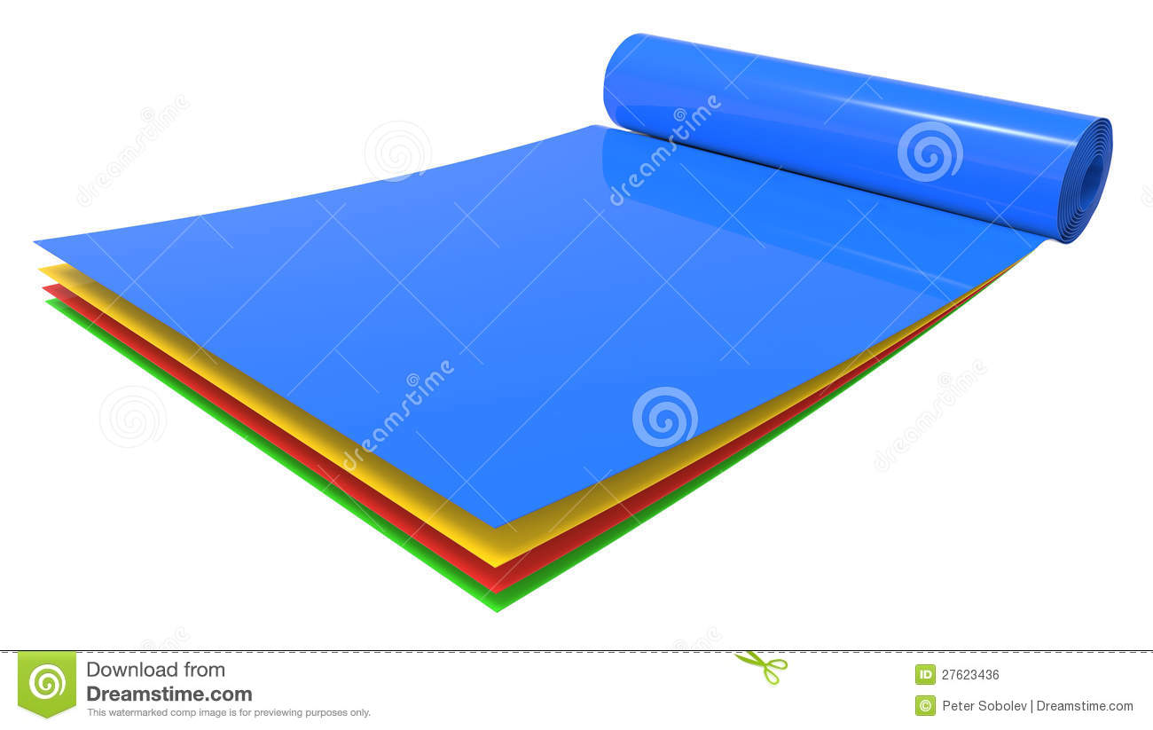 Colored Plastic Rolls Diagram - Electrical Work Wiring Diagram •