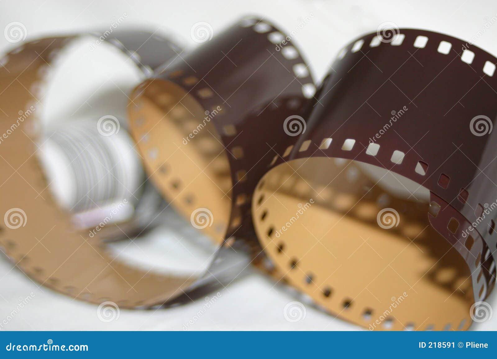 Roll för analogefärgfilm