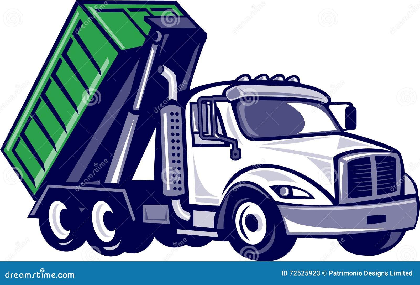 roll off dumpsters trucks autos post