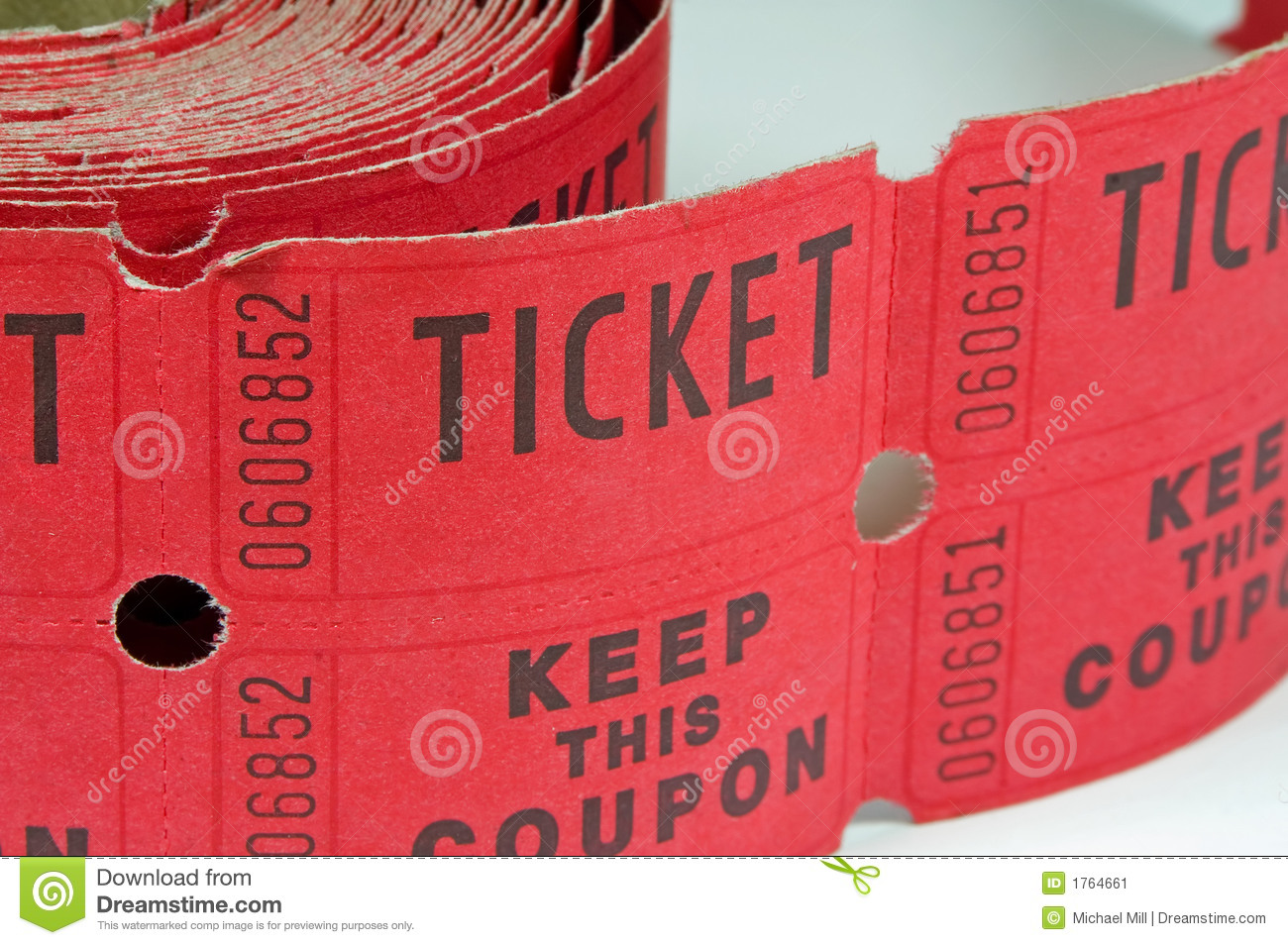 raffle stock photos images pictures images roll of raffle tickets stock image