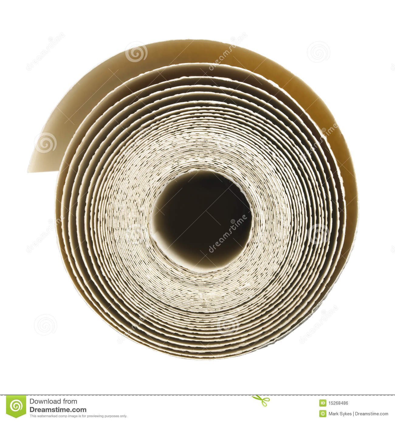 Roll of wallpaper royalty free stock image image 15268486 for Wallpaper roll