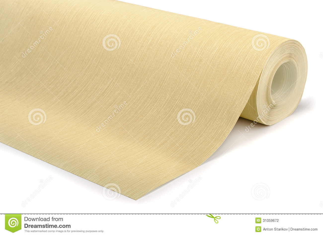 Roll of wallpaper stock photography image 31059672 for Wallpaper rolls clearance