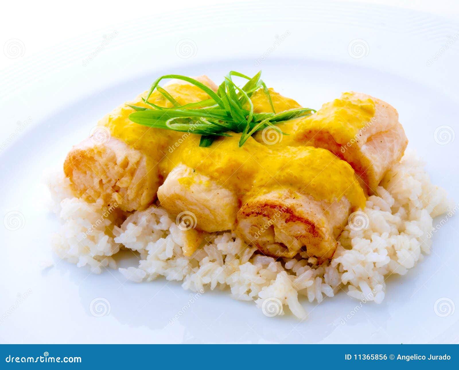Gourmet fish salad royalty free stock image for Gourmet fish recipes