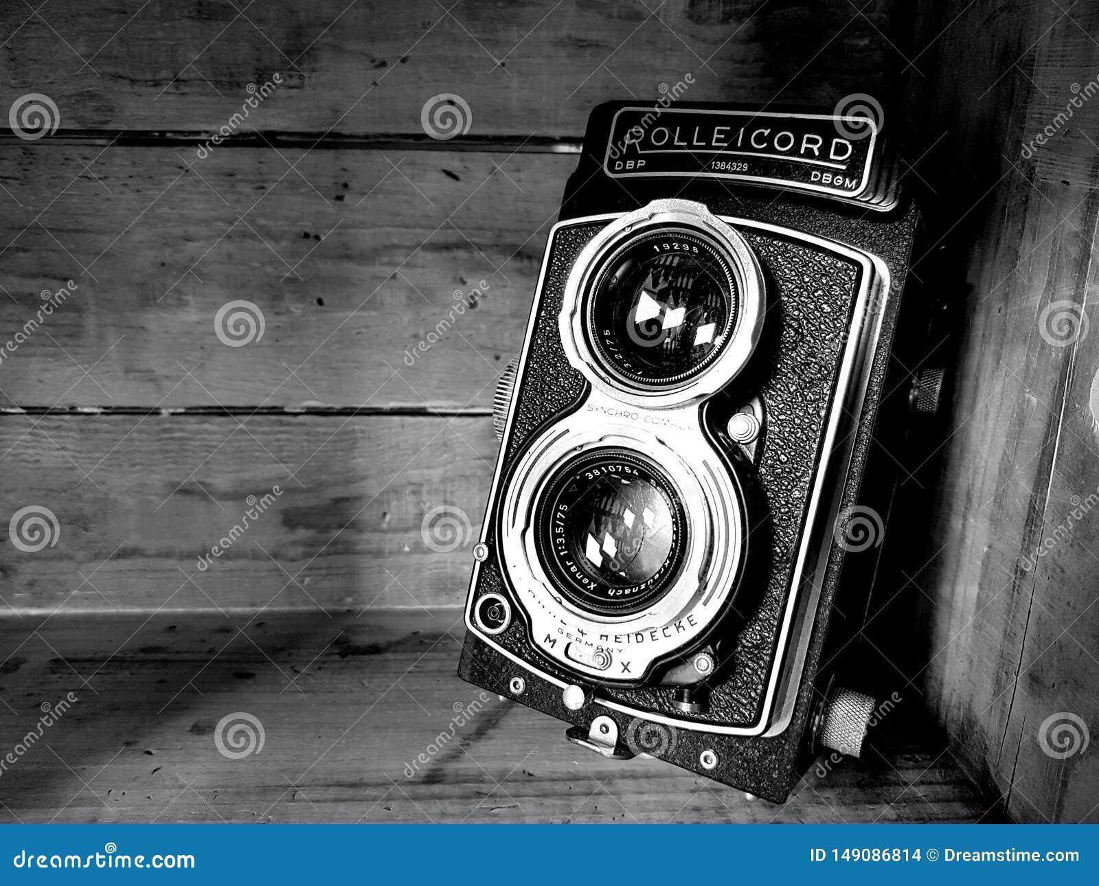 Rolleicord照相机