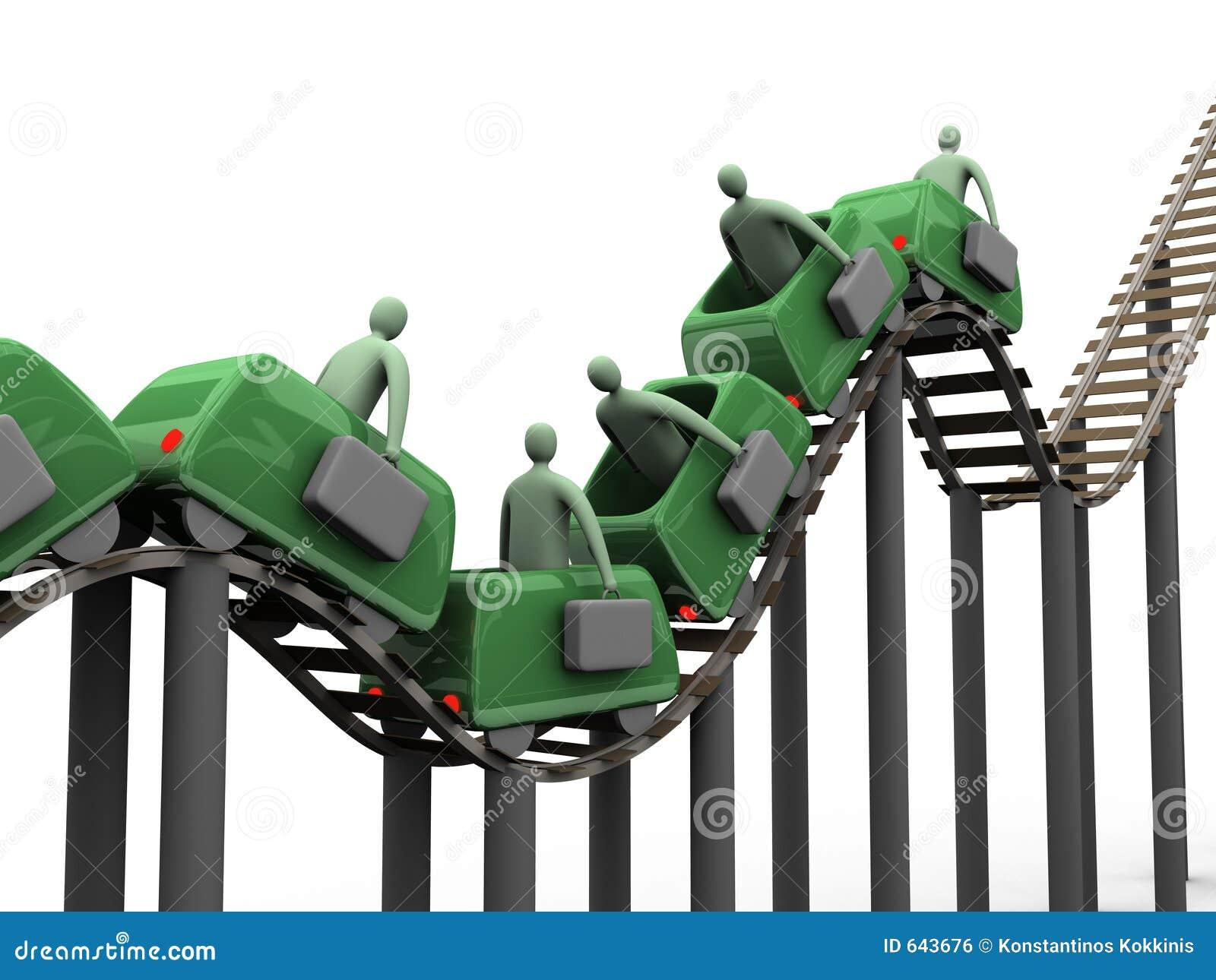 Roller coaster #1 do negócio