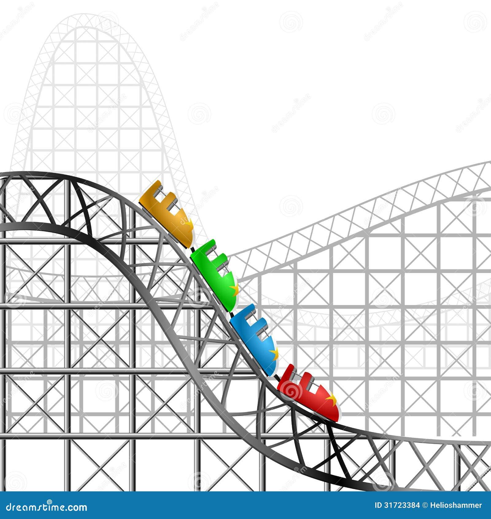 clipart roller coaster car - photo #24