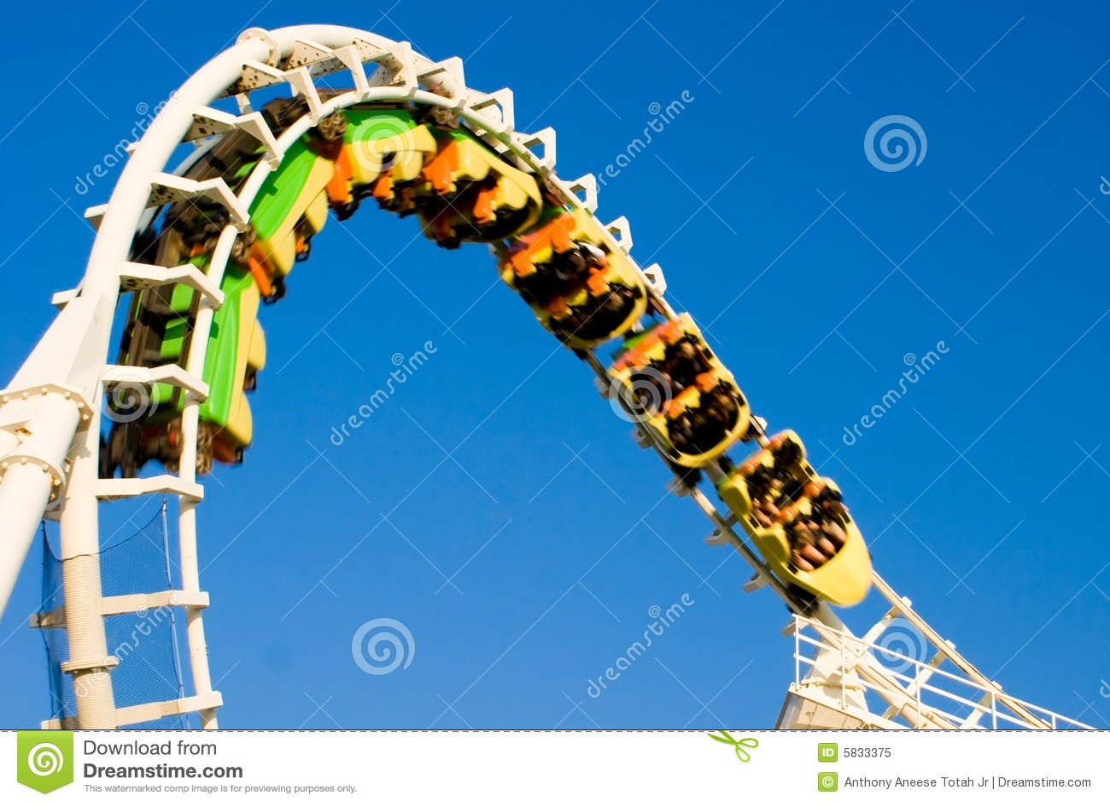Roller coaster (invertido)