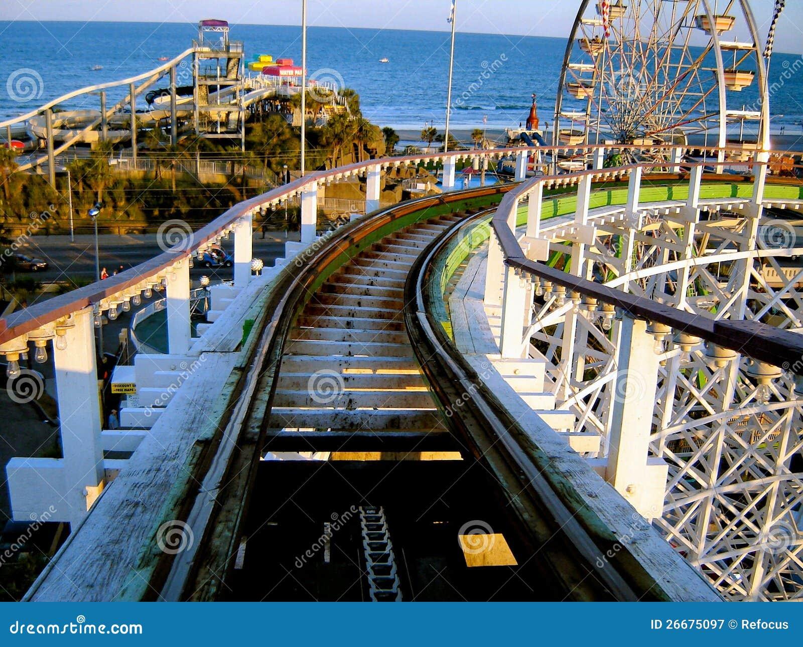 beach roller coaster - photo #30