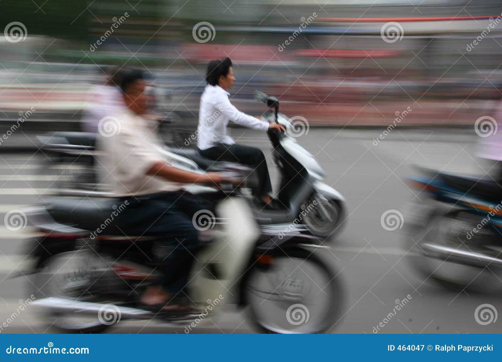 Roller, Ho Chi Minh Stadt
