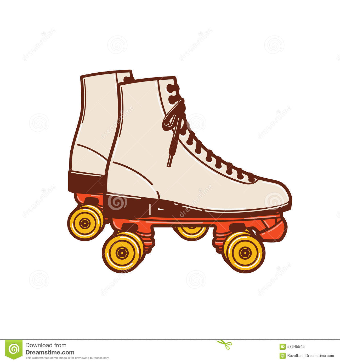 Roller skates in the 70s - A Roller Skate Classic Commonly Used And Popular In The 70s And
