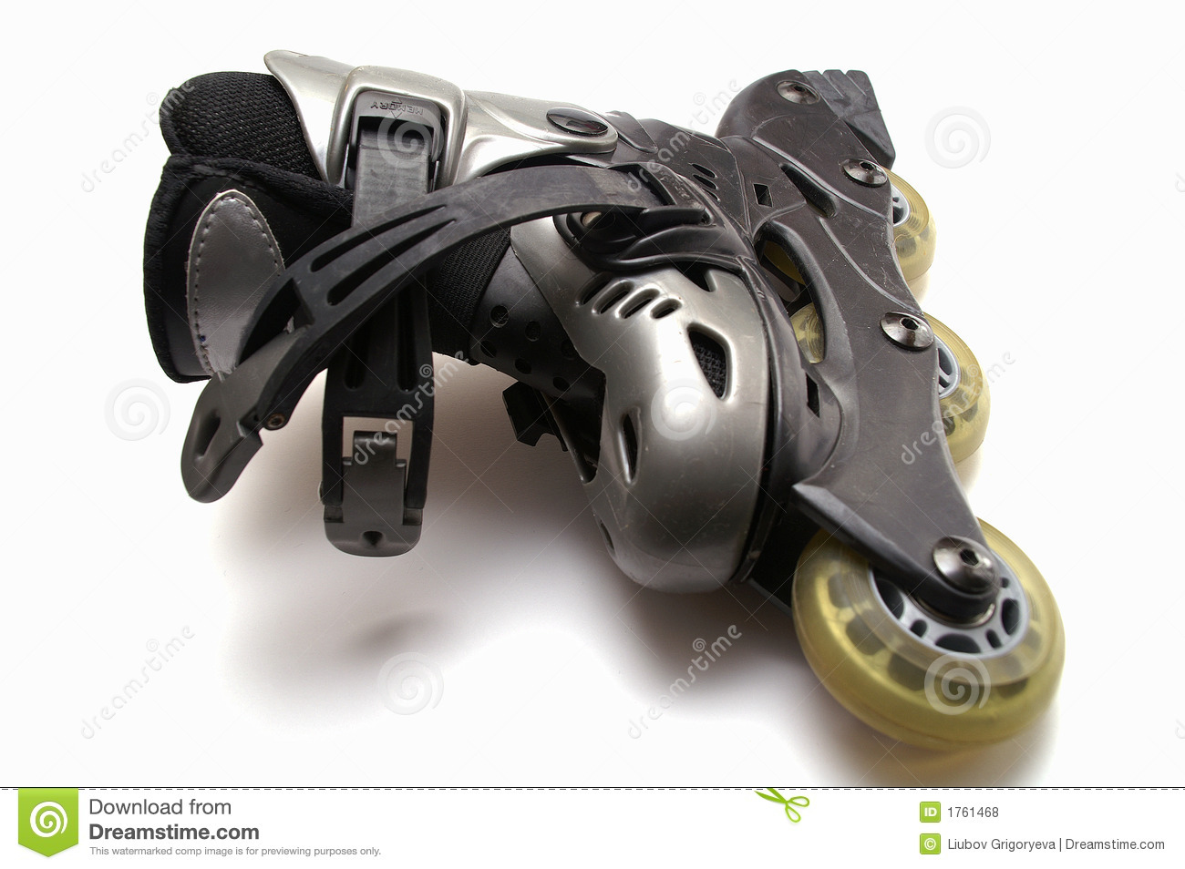 The roller skates royalty free stock photos image