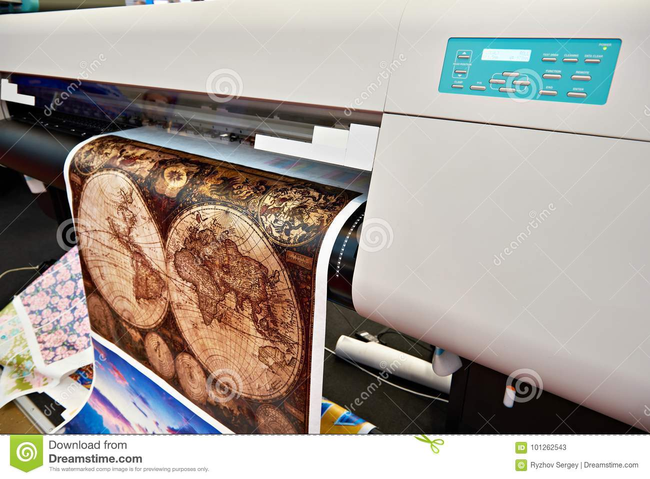 Rolling Plotter And Old Ancient Map Of World Stock Image Image Of - Map plotter free