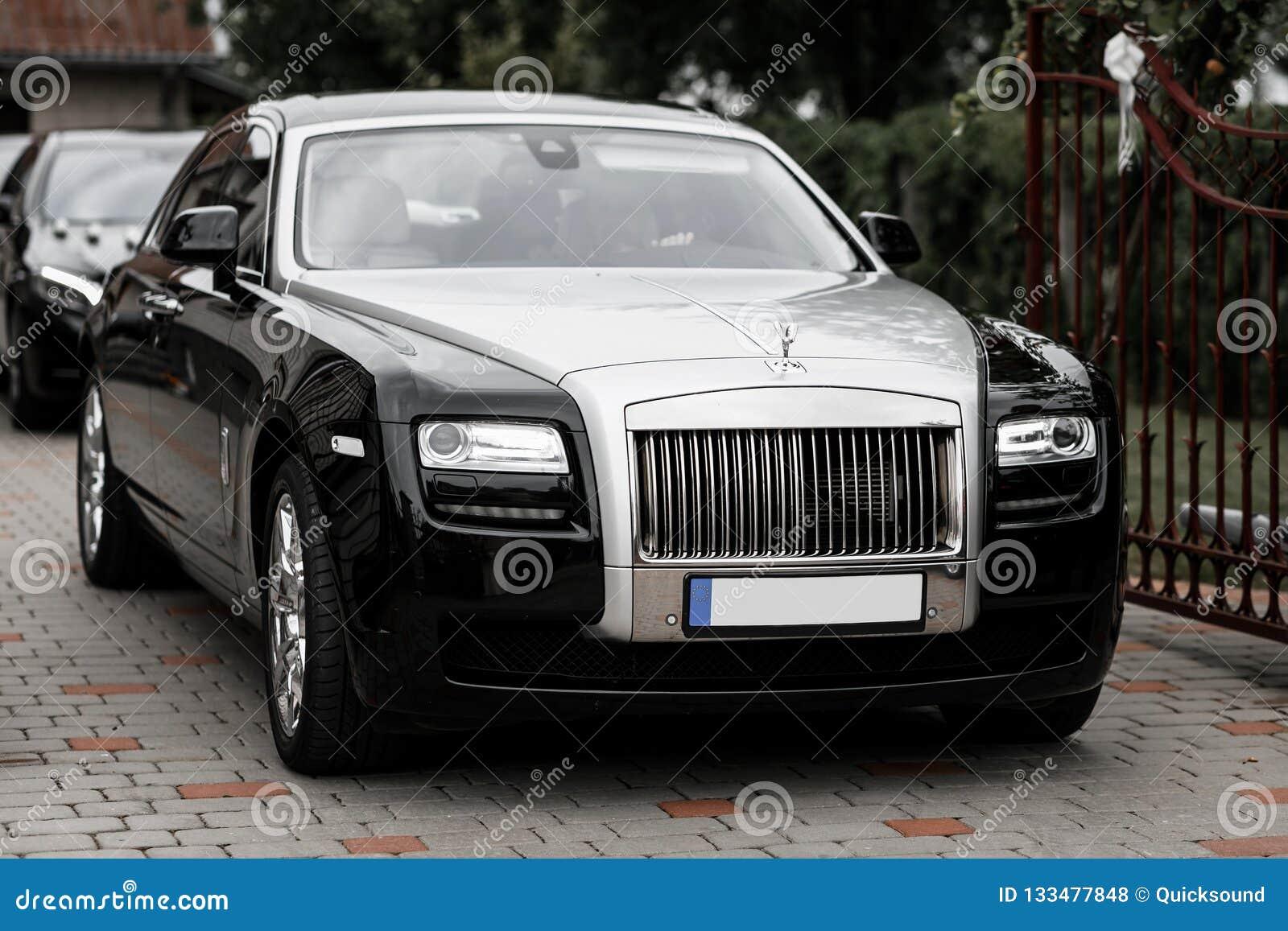 Rolls Royce Car Editorial Stock Photo Image Of Comfort 133477848