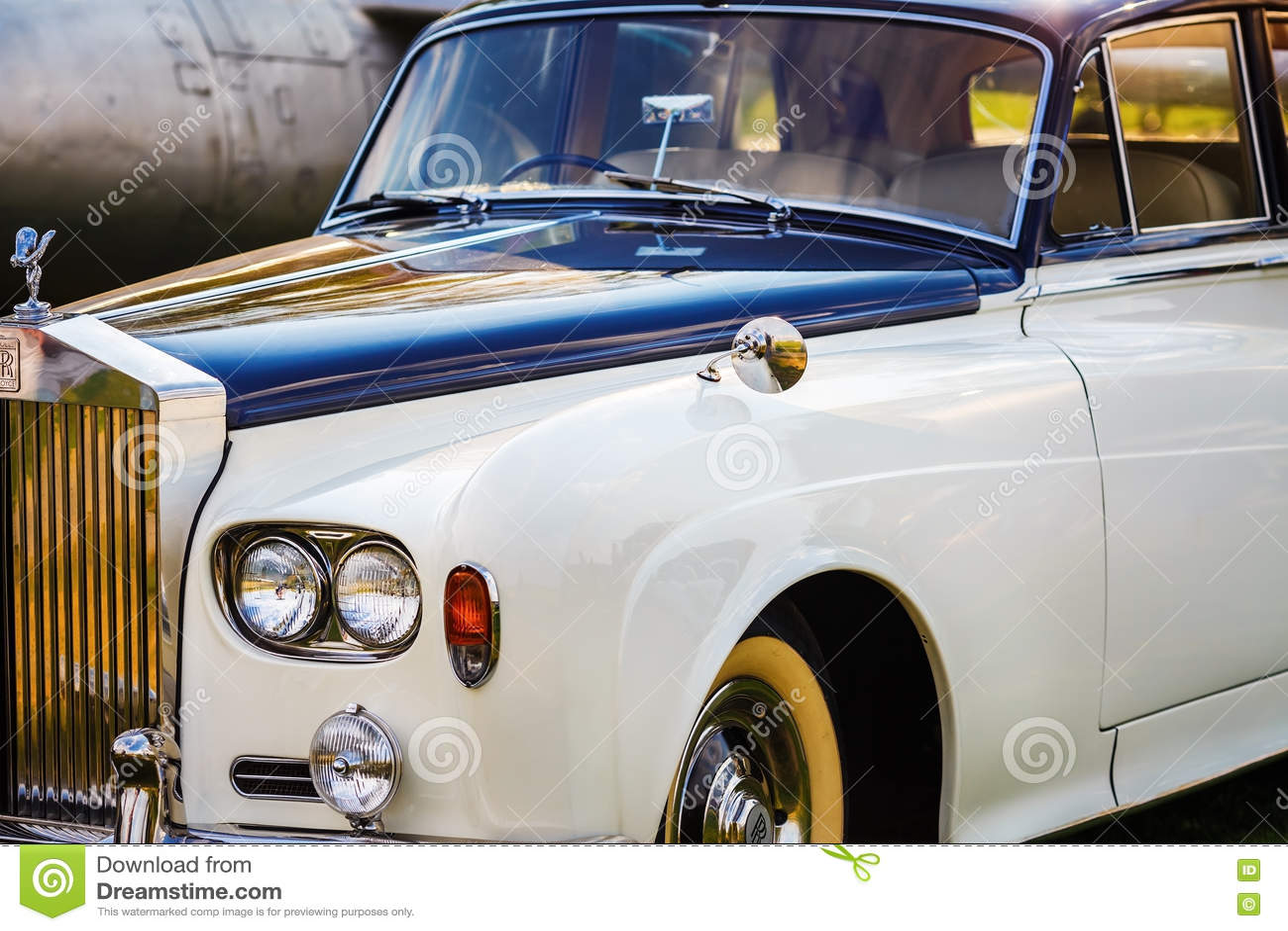 Rolls Royce - carro luxuoso