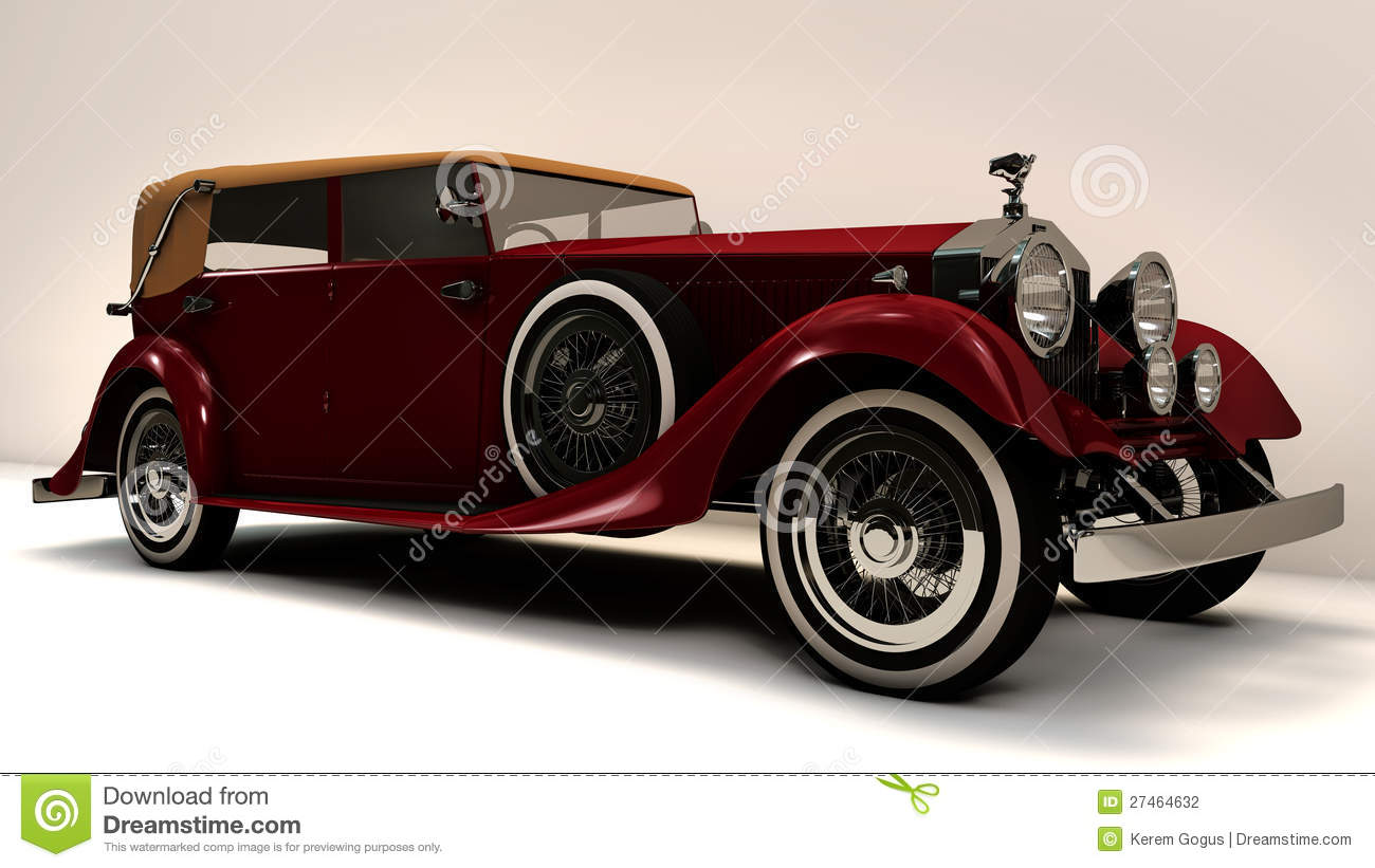 Rolls Royce Classic Editorial Photography Image 27464632
