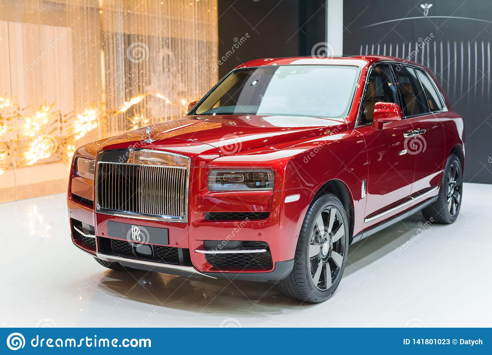 Rolls Royce Cullinan At Iconsiam Editorial Stock Photo Image Of European Fullsize 141801023