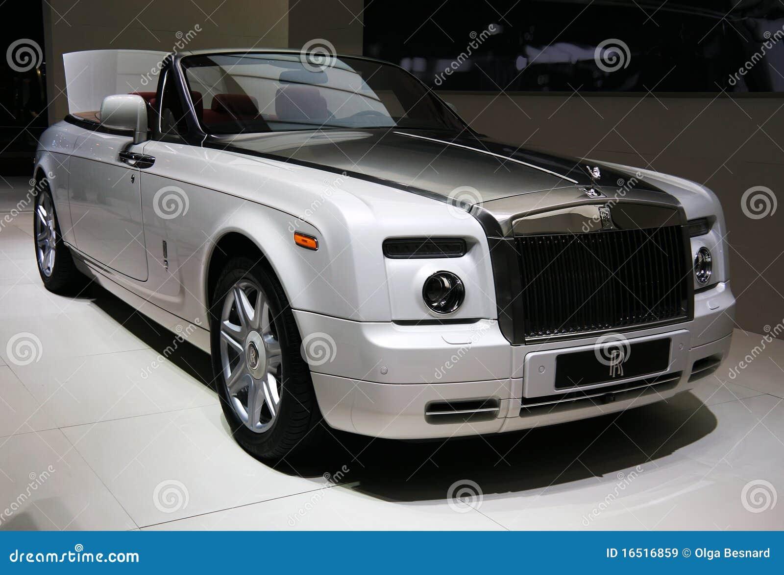 Rolls Royce Phantom Drophead Coupe Editorial Stock Image Image Of Carrara Transportation 16516859