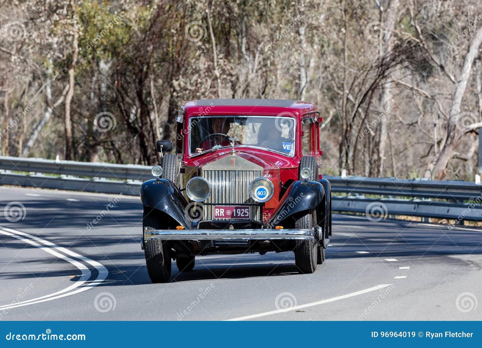 1925 Rolls Royce Phantom >> 1925 Rolls Royce Phantom 1 Limosine Editorial Stock Image