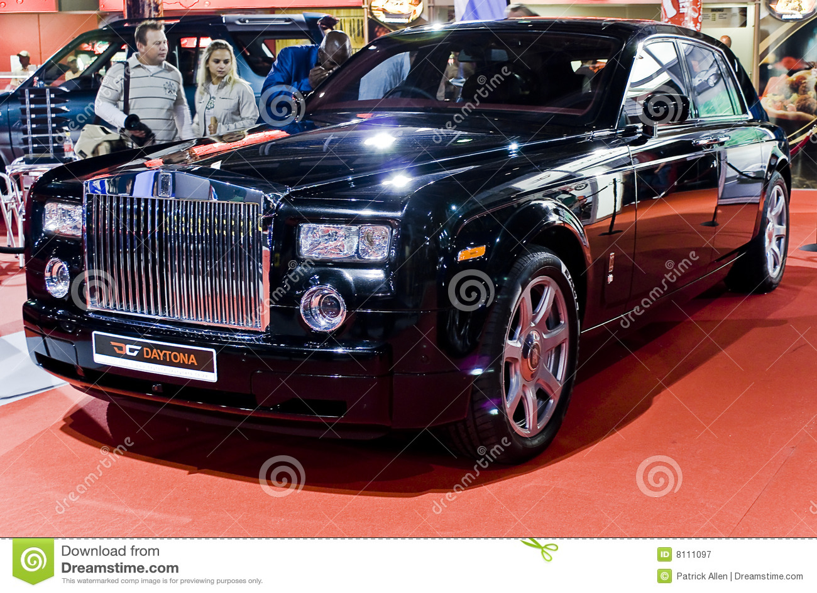 Rolls Royce Phantom - MPH