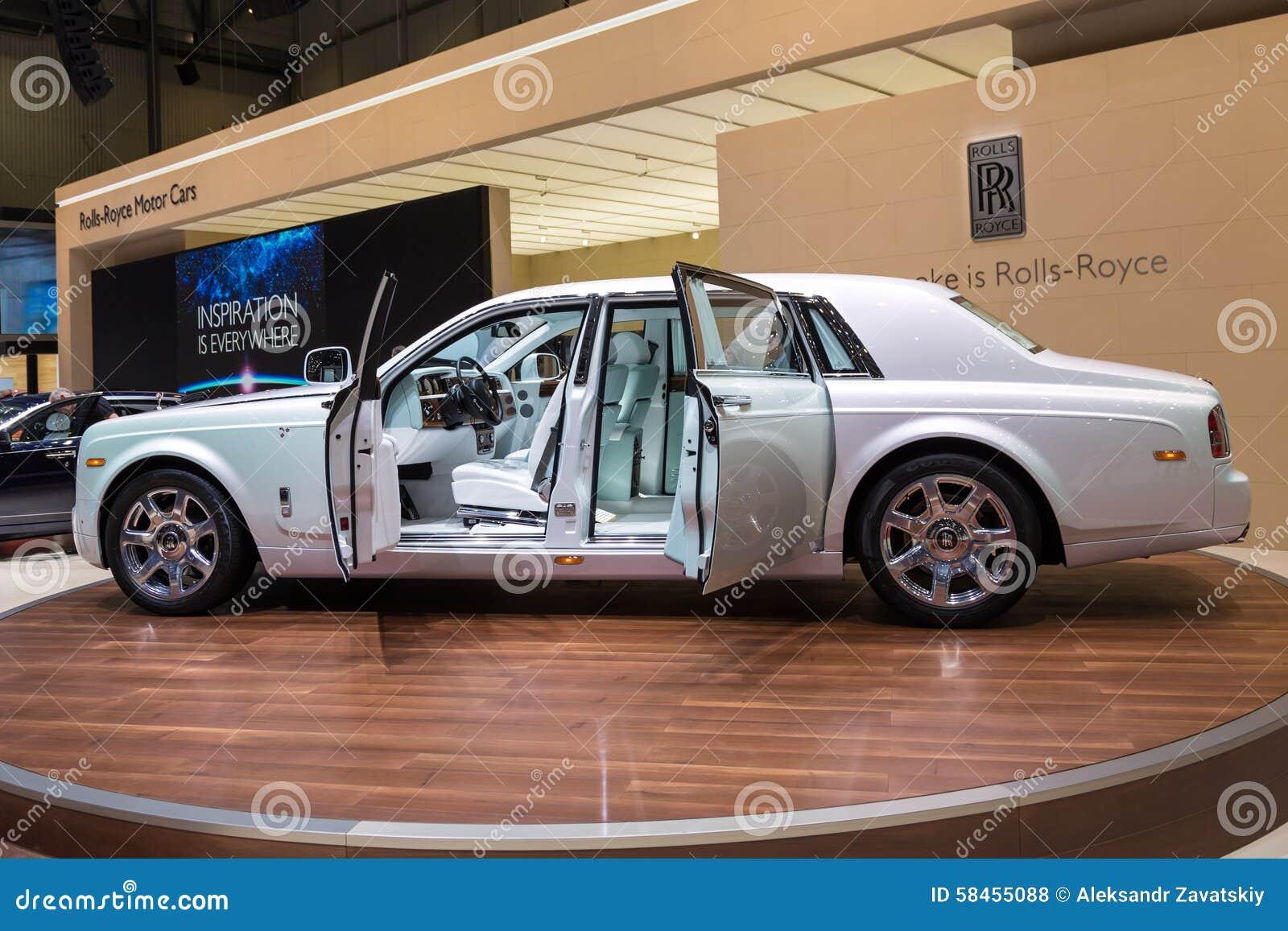 Rolls royce 2015 Phantom Serenity