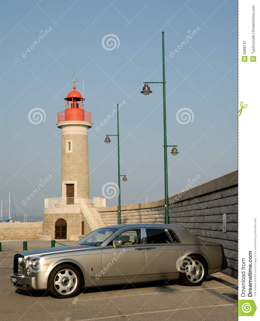 rolls royce in saint tropez france royalty free stock photography image 5989137. Black Bedroom Furniture Sets. Home Design Ideas