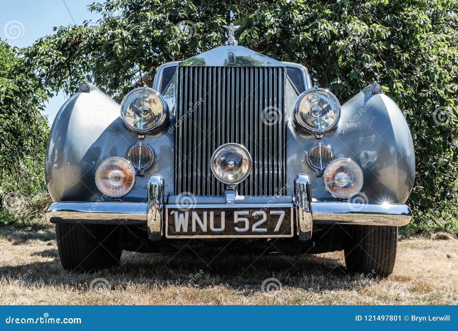 Rolls Royce Silver Cloud 1954