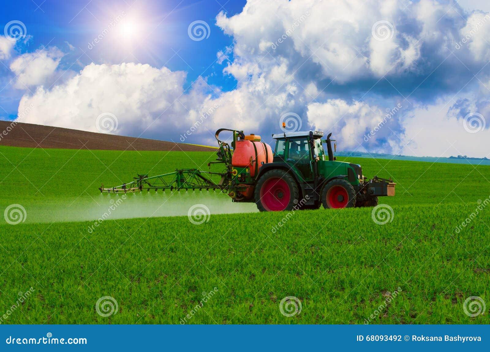 Rolnej maszynerii opryskiwania flit
