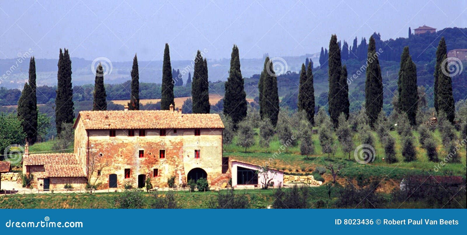 Rolny Tuscany