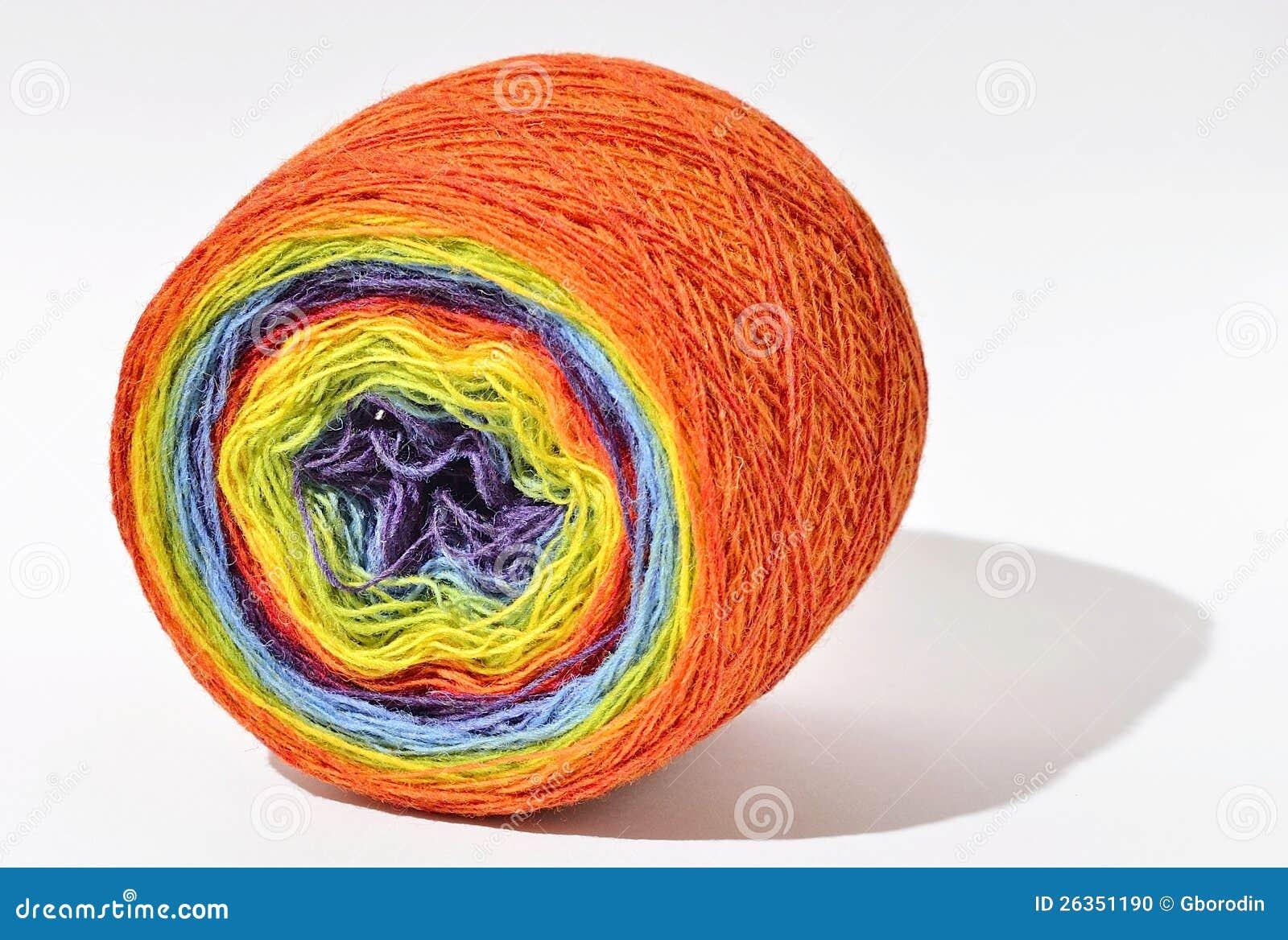 Rolo do arco-íris