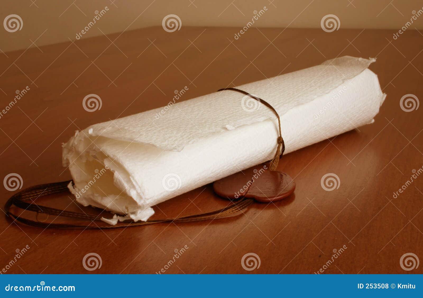 Rolo do papiro