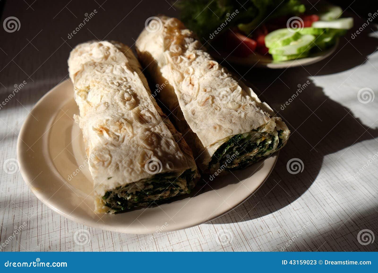 Rolo do queijo
