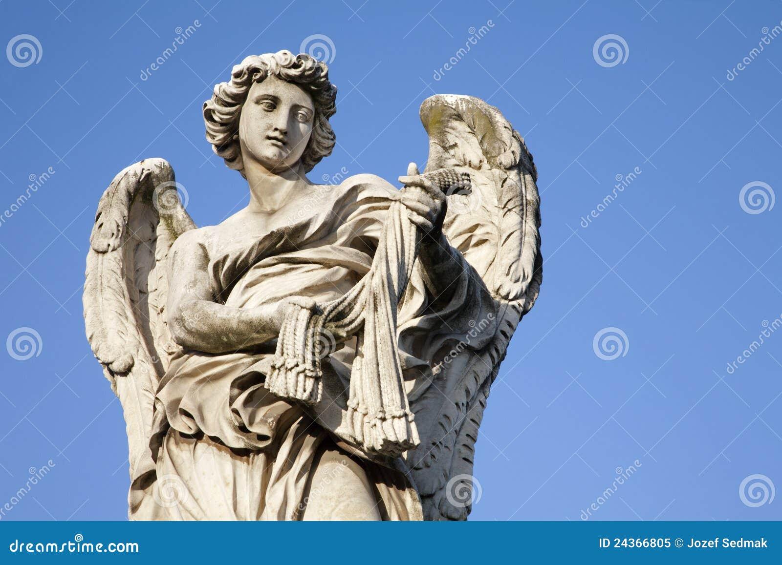 ROM - Angelo con le fruste - ponticello di angeli