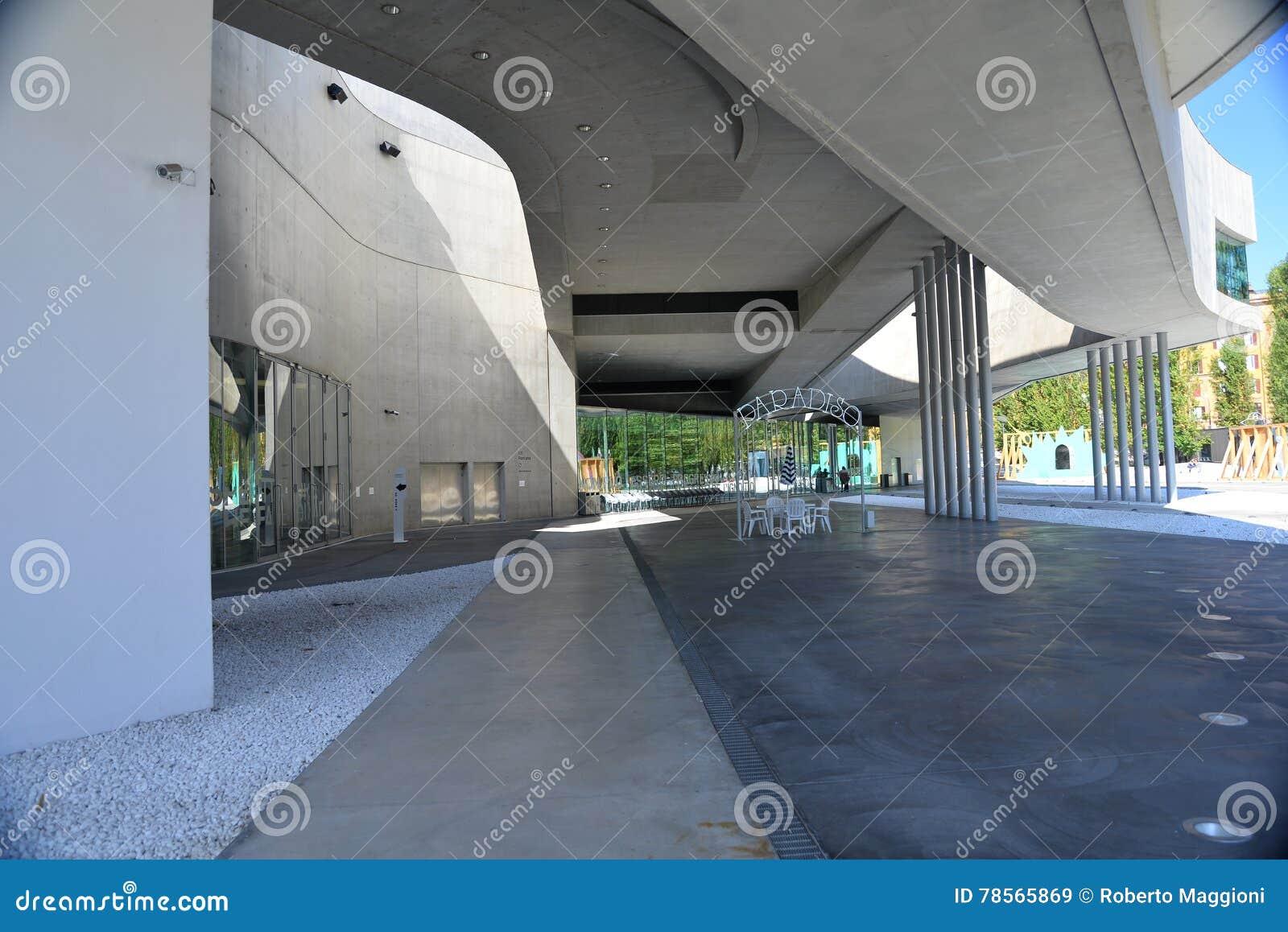 Rom, Italien, Maxxi-Museum der zeitgenössischer Kunst