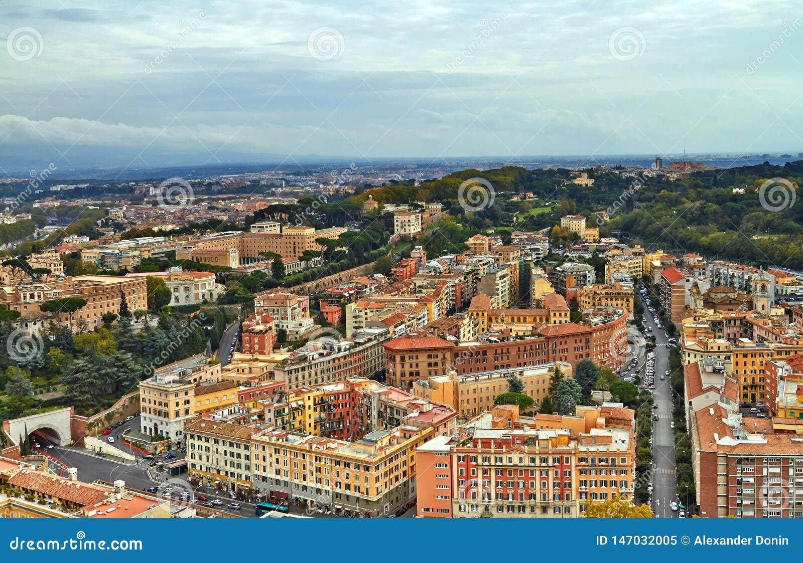 Rom-Panoramagebäude