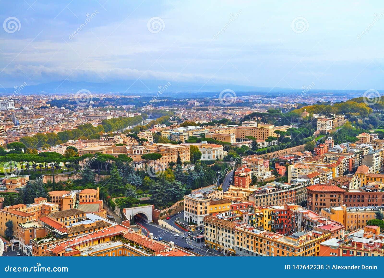Rom-Panoramageb?udeabend