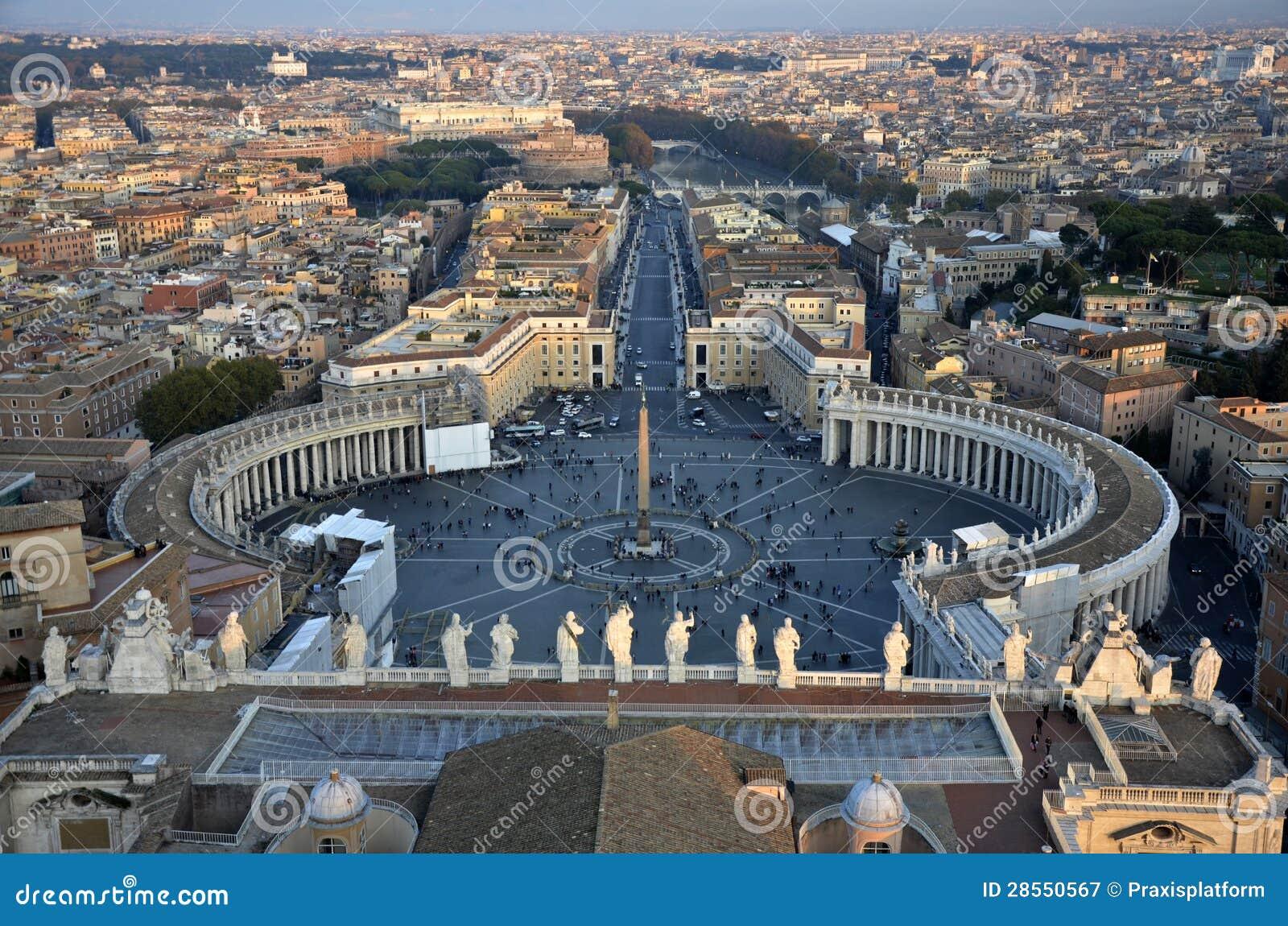 Rom in Vatikan